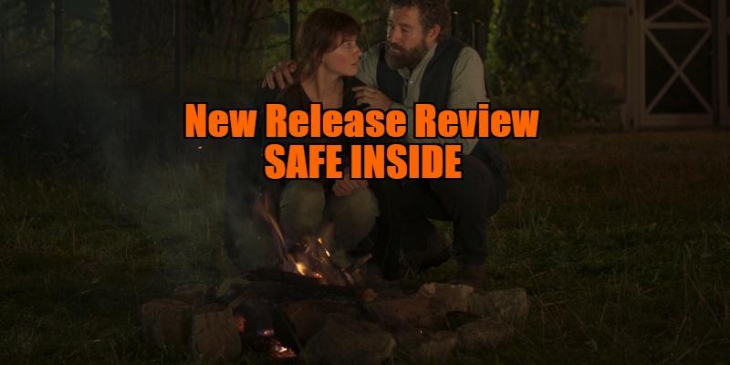 New Release Review [Digital] - SAFE INSIDE