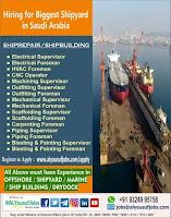 Hiring Shiprepair Company in Saudi Arabia