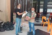 Forkom Warkop Polda Salurkan Bantuan Kabareskrim untuk Wartawan di Medan