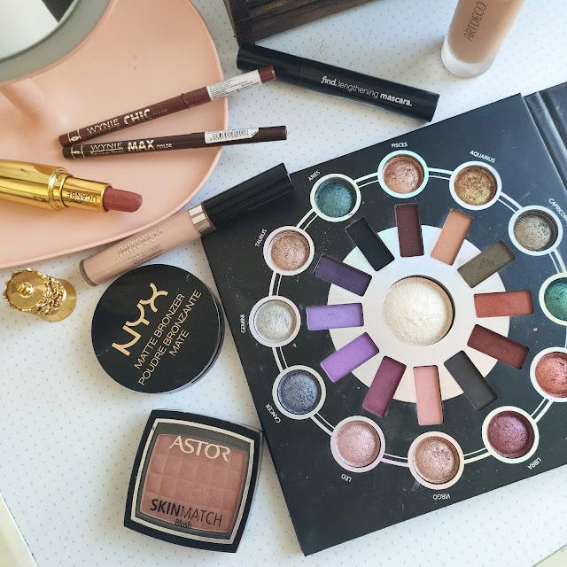 Maquillajes GLAM versión low cost: TOPO 06