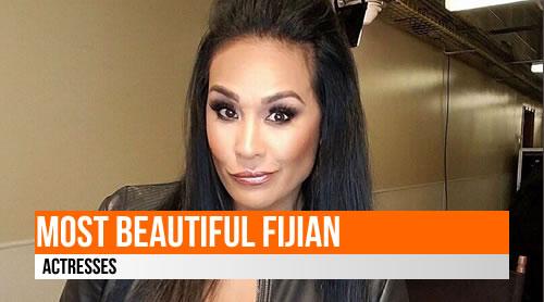 LIST: Beautiful Fijian Actresses