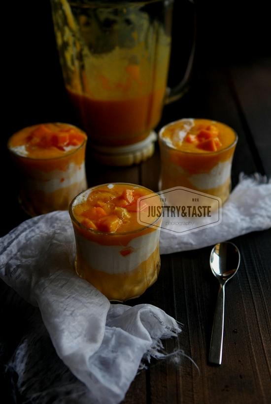 Resep Mango Slushie