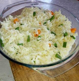 Fried Vegetable Rice