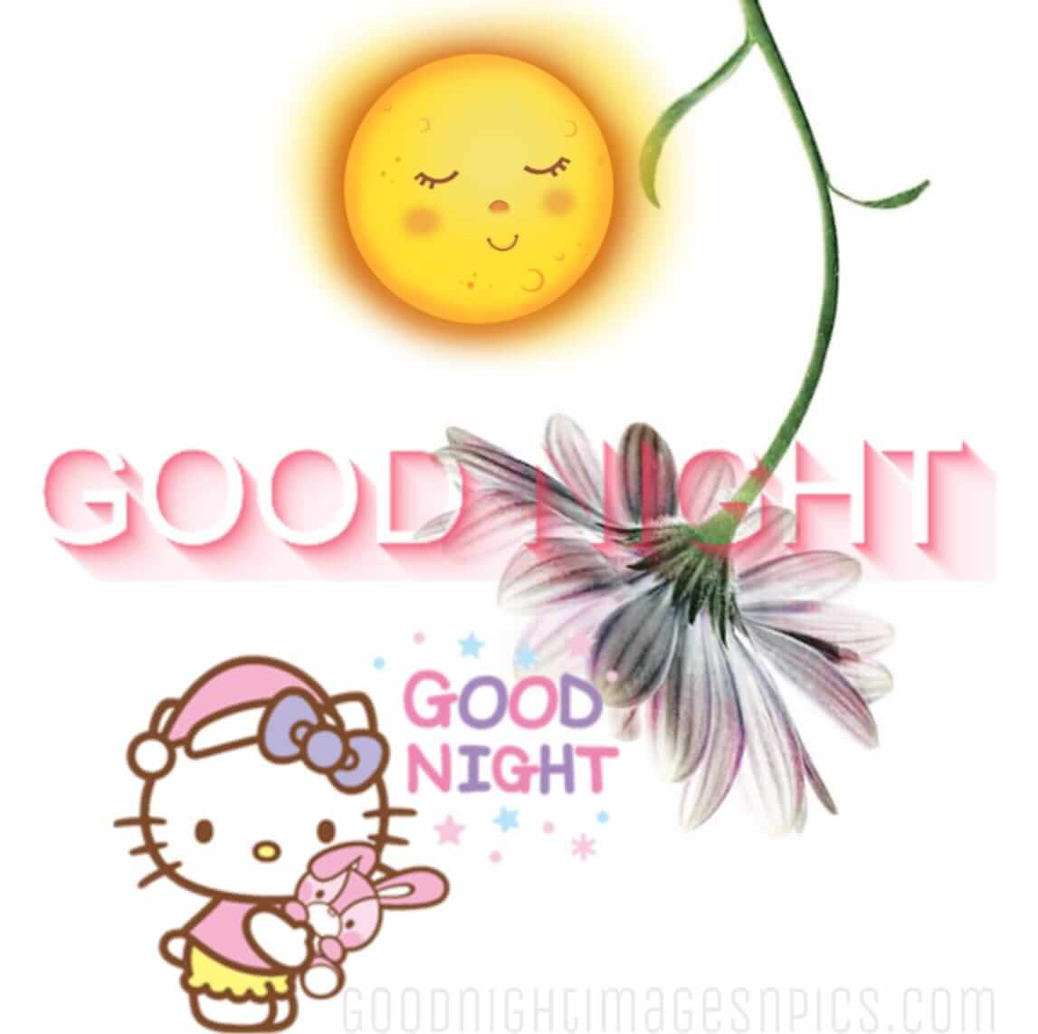 Good Night Images With Love HD Download