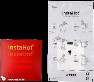 InstaHot Food Heater