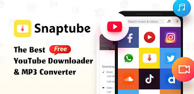 SnapTube App - Free Video Downloader and Converter For Android