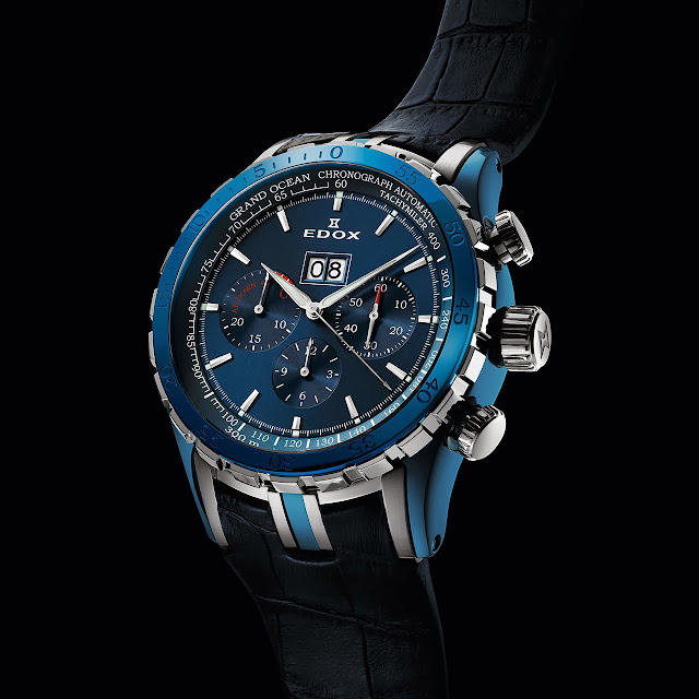 Edox Grand Ocean Extreme Sailing Series, Special Edition Watch