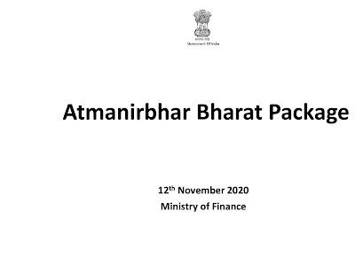 Aatmanirbhar-Bharat-Package