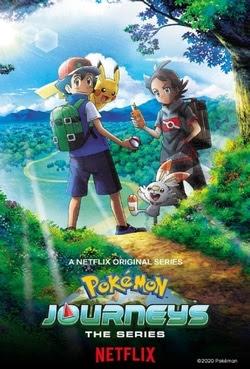 Série Jornadas Pokémon: 1ª Temporada Completa Torrent Thumb