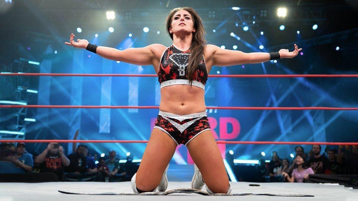 2K vai remover a imagem de Tessa Blanchard do WWE 2K Battlegrounds