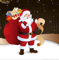 صور بابا نويل 2021 احلى خلفيات بابا نويل