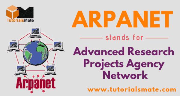 ARPANET Full Form