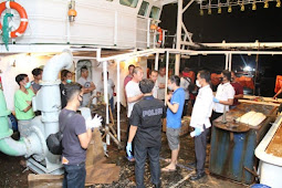 Polisi Tangkap Mandor Kapal Ikan China yang Aniaya ABK WNI
