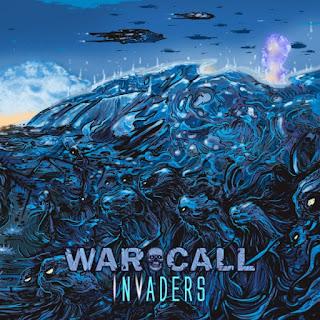 """Το βίντεο των WarCall για το """"Mission Commando"""" από το album """"Invaders"""""""