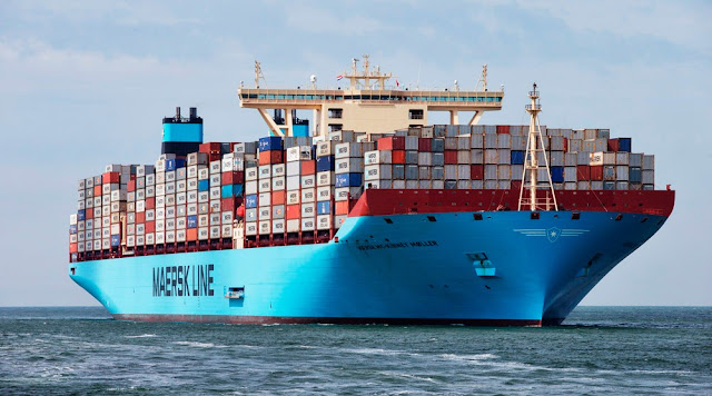 maior navio cragueiro do mundo