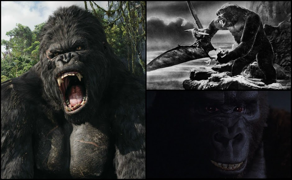 Especial King Kong: Revisitando as Versões do Rei dos Macacos