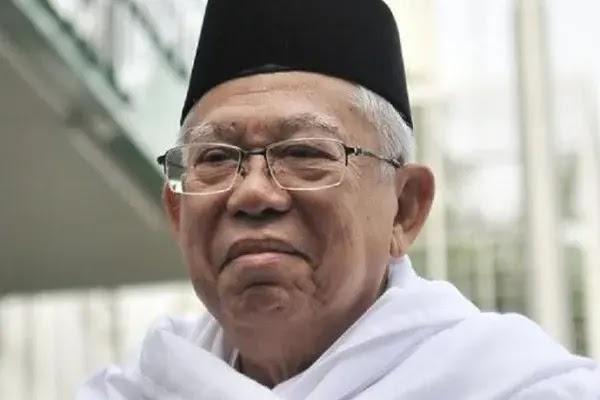 Wakil Presiden Indonesia Ma`ruf Amin