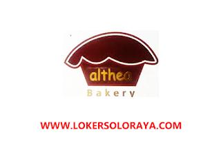 Lowongan Sopir Luar Dalam Kota di Toko Roti Althea Solo