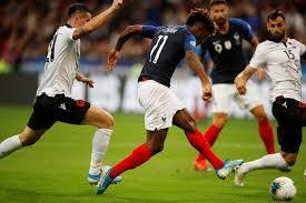 مشاهدة مباراة فرنسا والبانيا بث مباشر اليوم 17-11-2019 في التصفيات المؤهلة لكأس الأمم الأوروبية