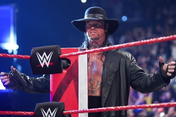 Two-time WWE Champion says he will end The Undertaker's career