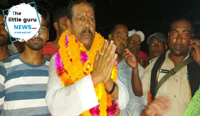 चिरैया से बीजेपी का टिकट लालबाबू गुप्ता के कंफर्मेशन को लेकर कार्यकर्ताओं में हर्ष