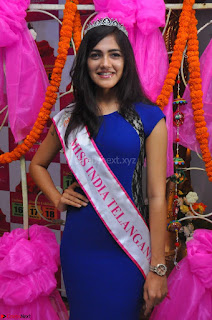 Simran Chowdary Winner of Miss India Telangana 2017 50.JPG