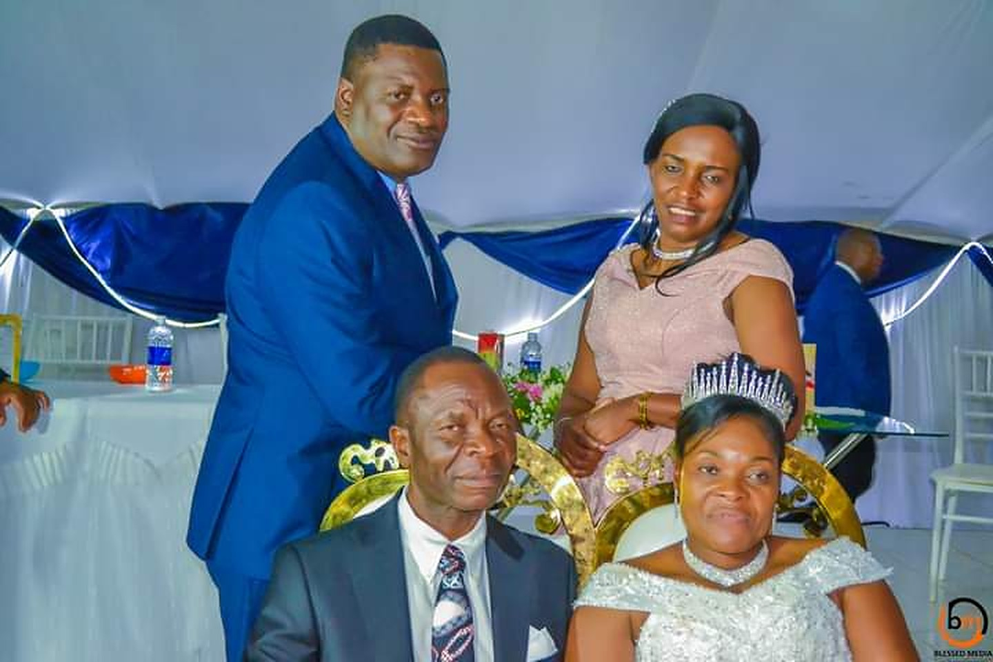 AFM Divided After Pastor Marries His Secretary Four Months After His Wife's Death!