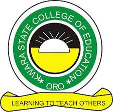 Kwara College of Education (EKSU) 2018 Sandwich Degree Admission Form