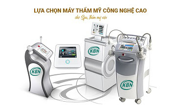 Máy thẩm mỹ công nghệ cao ở đau tại TP.HCM