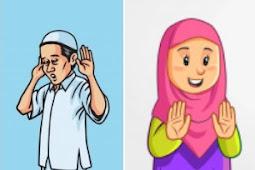 Cara Mudah Belajar Sholat 5 Waktu & Sunnah