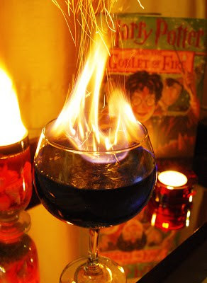 The Goblet Of Fire - 13 Vegan Harry Potter Recipes RoundUp