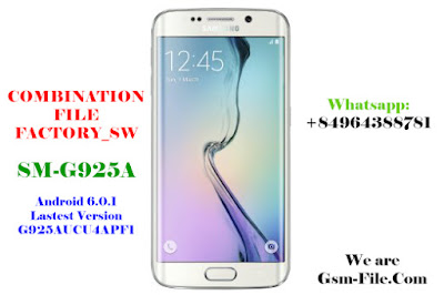 File Combination G925A Android 6 0 1 Factory_SW
