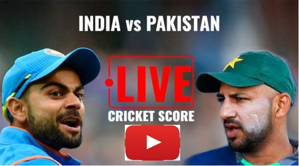 Bharat Ind Vs Pak Final Match 2017 Live Cricket Score Today In Mobile