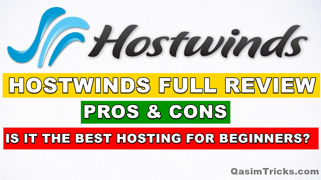 Hostwinds review (2021) - Pros, Cons, Details & Pricing