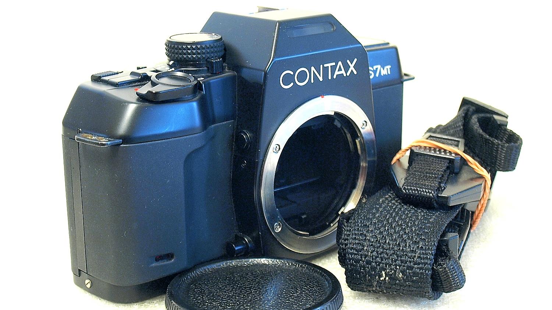 Contax 167 MT #705