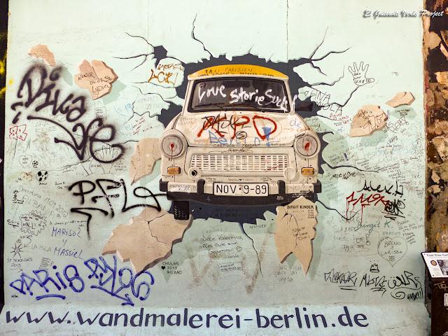 East Side Gallery - Berlin, por El Guisante Verde Project