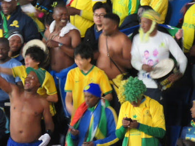 Mamelodi Sundowns fans, Club World Cup.