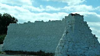 Lado Direito do Monumento de Canota, Mendoza