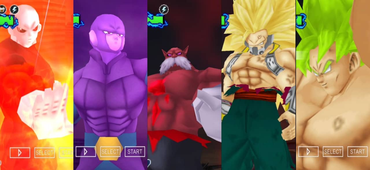 Strongest Characters Dragon Ball Super