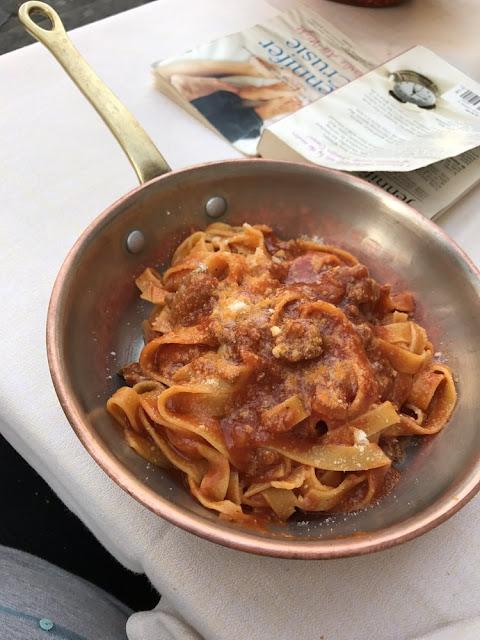 Taverna Barberini - Gluten-free Rome, Part II - www.aglioolioepeperoncino.com