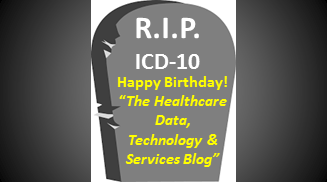 The Healthcare Data Technology Services Blog R I P Icd 10