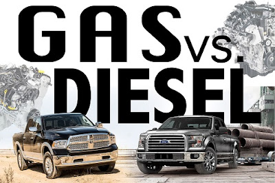 Diesel or Gas Truck - Crown Auto and Fleet Services