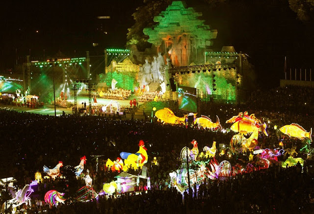 The destination has the biggest Mid-autumn festival in Vietnam