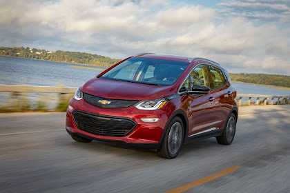 2020 Chevrolet Bolt EV Review, Specs, Price