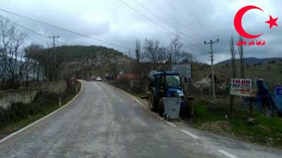 كوتاهيا اعلنت فرض الحجر الصحي على قرية يشيل دره