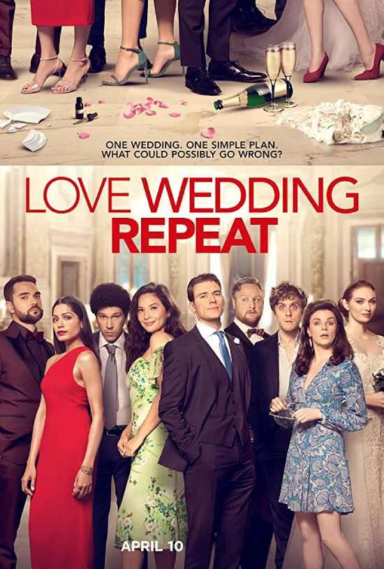 مشاهدة فيلم Love. Wedding. Repeat 2020 مترجم