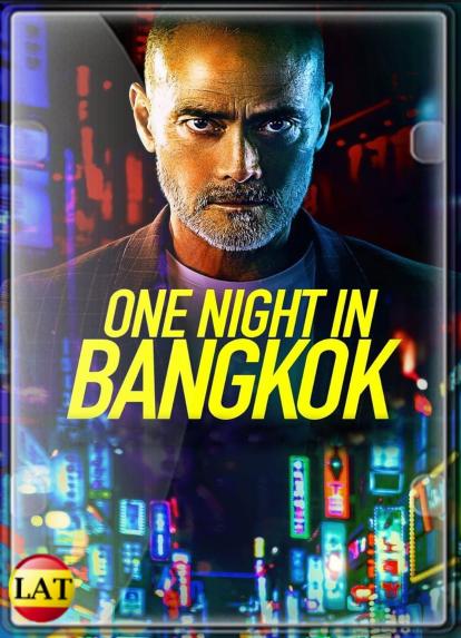 One Night in Bangkok (2020) DVDRIP LATINO