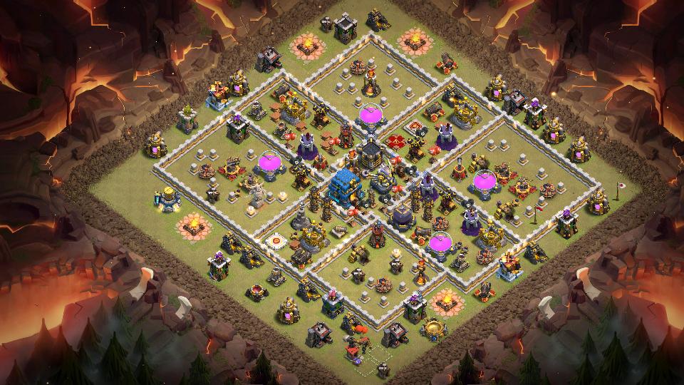 Base War Th 12 Anti Segalanya 10