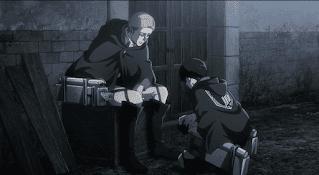 進撃の巨人アニメ リヴァイ・アッカーマン | Attack on Titan Levi Ackerman