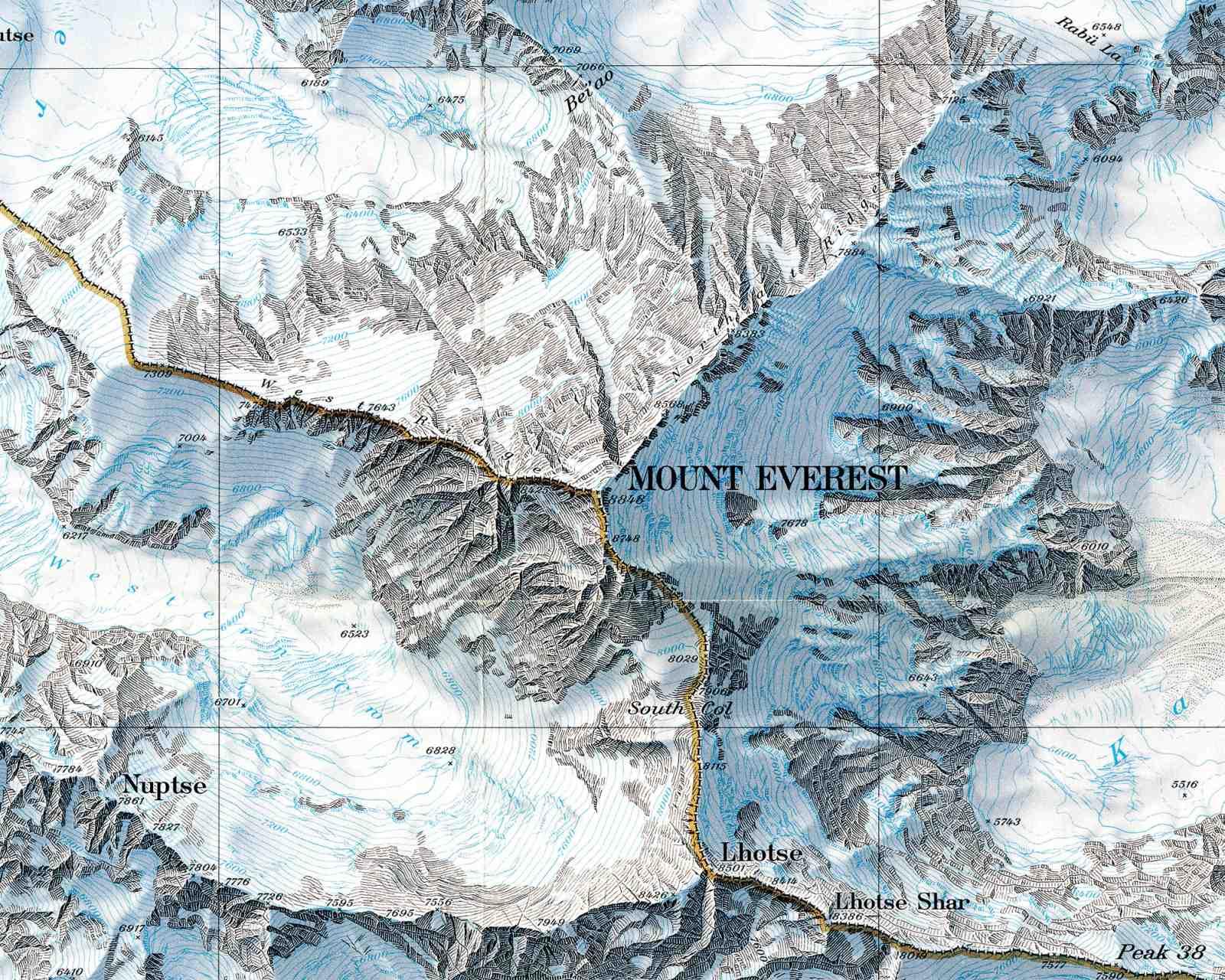 Ice Fall Wallpaper Online Maps Mount Everest Maps